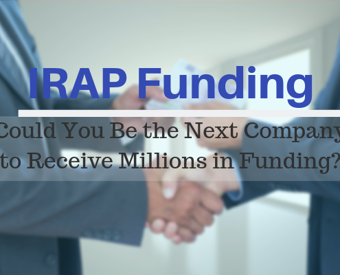 IRAP Funding_ Could You Be the Next Company to Receive Millions in Funding